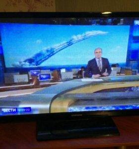 Плазменный телевизор 109 см