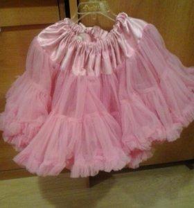 костюм для бальных танцев 2 в 1 для днвочки