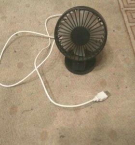 Вентилятор юсб