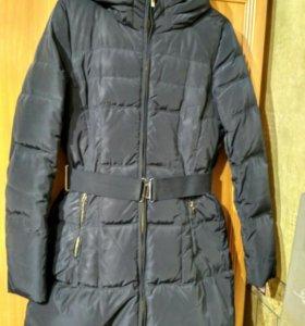 Пальто зимнее zara