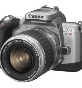 Фотоаппарат Canon eos 300x пленочный