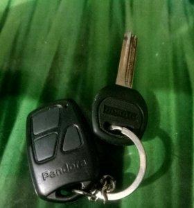 Ключ с брилком