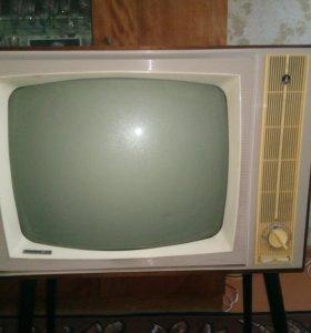 """Телевизор чёрно-белого изображения """"Чайка-4"""""""