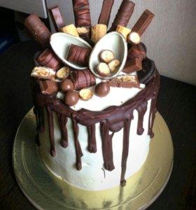 Вкуснее торты