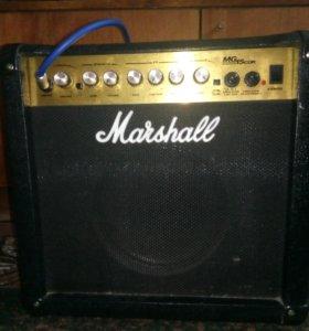 Гитарный комбо-усилитель Marshall MG Series