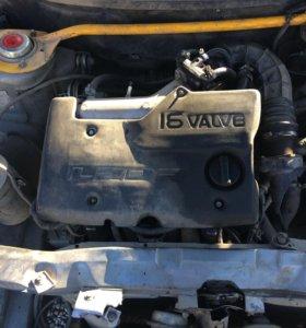 Двигатель 1.5 16 клапанный