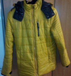 Зимняя куртка от Орби