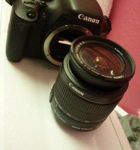 Canon D600, китовый + 50mm f/1.8.