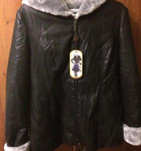 Зимняя куртка новая