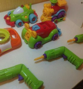 Набор игрушек гулливер