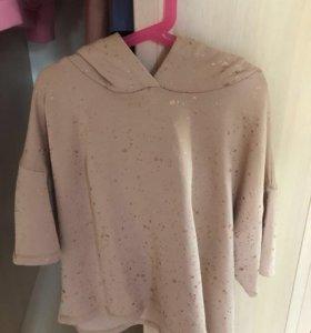 Стильные блузки и рубашки, Bershka, XS