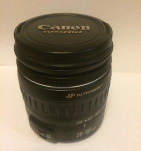 Объектив Canon EF 28-105 mm