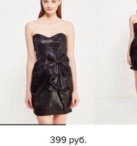Платье новое коктейльное