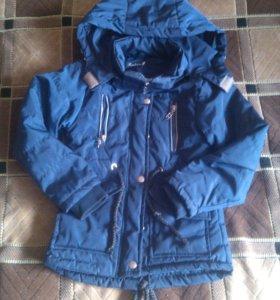 Куртки осень-весна