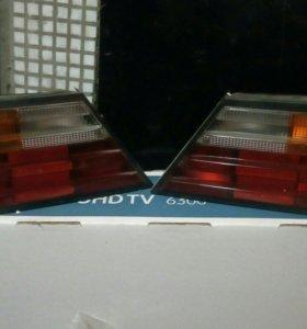 Задние фонари Mercedes W124