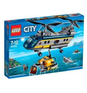 Новый конструктор Лего Lego 60093