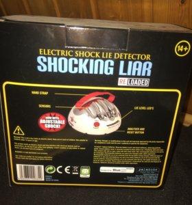 Портативный детектор лжи «Электрошок»