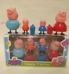 Свинка Пеппа. Семья