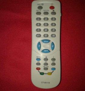 Пульт д/у для телевизора