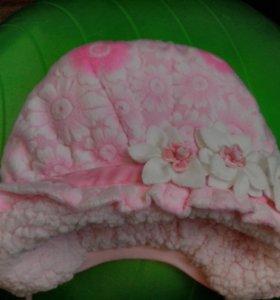 Новая Детская зимняя шапочка Tutu