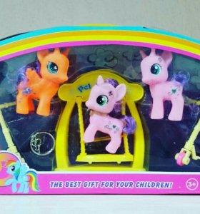 Набор пони
