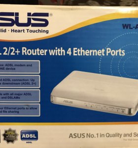 Роутер проводной ADSL