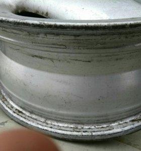 Литые диски 4шт R15