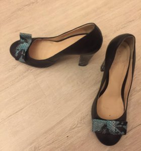 Туфли натур кожа 39 р