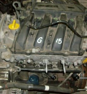 Двигатель 1.6л Nissan Almera G15 2013-2016г