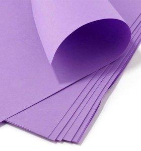 Фоамиран 60*70 цвет фиол