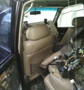 Toyota Land Cruiser 4.2AT, 1997, внедорожник
