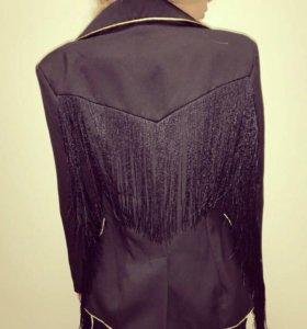 Шикарный пиджак balmain новый
