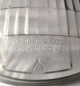 Стекло фары ГАЗ 24