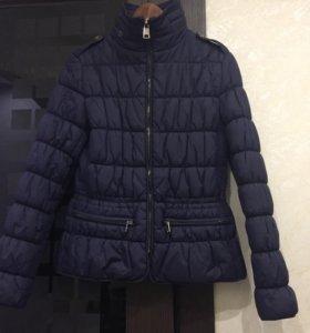 Куртка стеганая на синтепоне