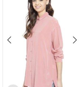 Новая шелковая блуза Max Mara