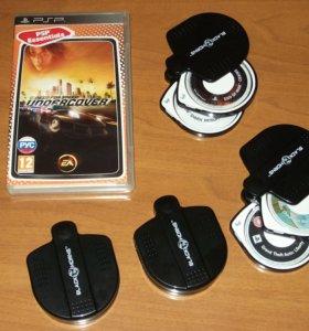 Лицензионные игры на PSP