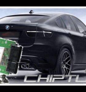 Прошивка Chip Tuning дизельных и бензиновых Авто