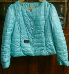 Куртка размер 48-52(ХХL)