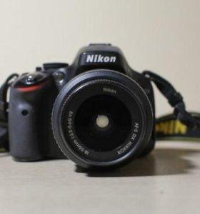 Зеркальный фотоаппарат Nikon D5100 Kit 18-55 mm