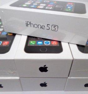 модные оригинальные iPhone 5s 16gb
