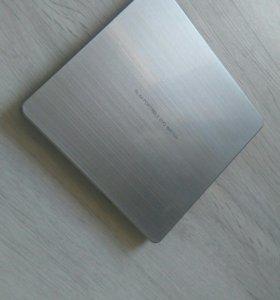 Привод внешний новый DVD-RW LG GP6