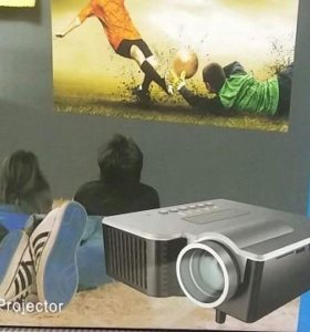 Проектор LED Projector Lcd image system
