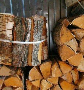 Колем дрова