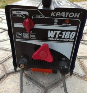 Сварочный аппарат Кратон 180