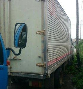 Будка фургон 4,25