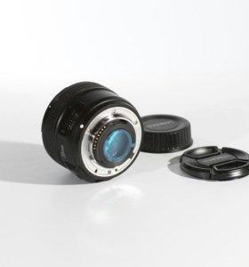 Объектив yongnuo 35mm f2