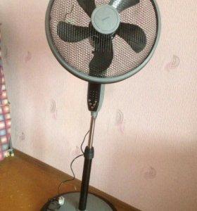 Вентилятор крутой