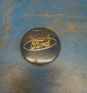Заглушка на колесо.Форд
