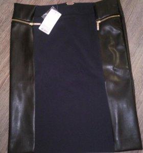Новая юбка 50р
