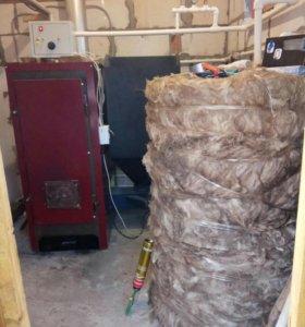 Теплоаккомуляторы и пеллетные котлы